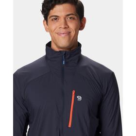 Mountain Hardwear Kor Preshell Pullover Herren dark zinc